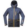 Bergans M's Myrkdalen Jacket Dusty Blue/Night Blue/Desert Sun